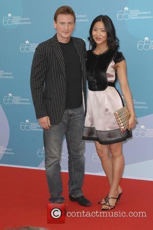 Benoit Magimel and Lika Minamoto