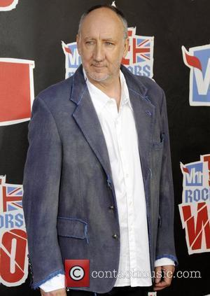 Pete Townsend, 2008 VH1 Rock Honors honoring The Who at UCLA's Pauley Pavilion Los Angeles, California 12.07.08