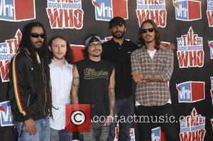 The Who, VH1, UCLA, Vh1 Rock Honors, Incubus