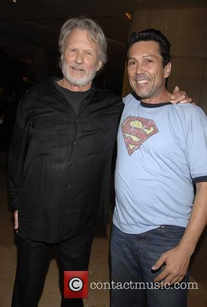 Kris Kristofferson and Dimitri Halkidis