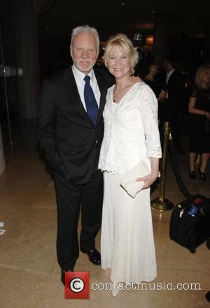 Malcom Mcdowell and Dee Wallace