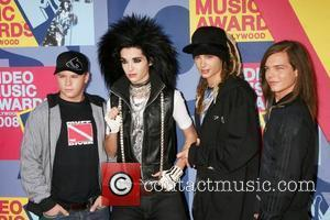 Tokio Hotel Star In Car Crash