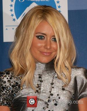 Aubrey O'Day of Danity Kane 2008 MTV Video Music Awards - Press room Los Angeles, California - 07.09.08