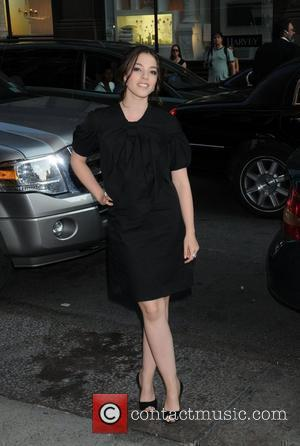 Olivia Thirlby Cinema Society Hosts Screening of 'The Wackness' - Outside Arrivals New York City, USA - 25.06.08