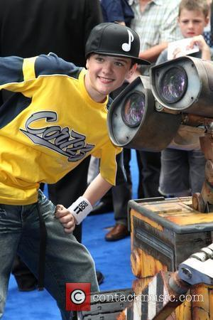 George Sampson WALL.E premiere held at the Empire London, England - 13.07.08