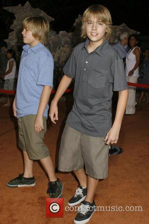 Dylan Sprouse and Pixar