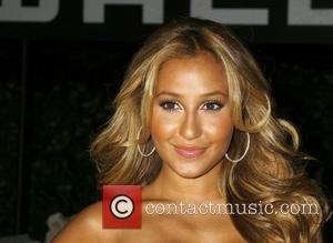 Adrienne Bailon and Pixar