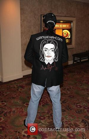 Wan Ali and Michael Jackson