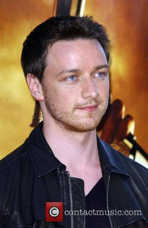 Mcavoy Has Second Thoughts About Keeping His Trousers On