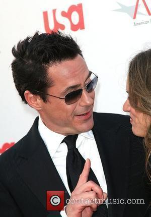 Robert Downey Jr and Afi