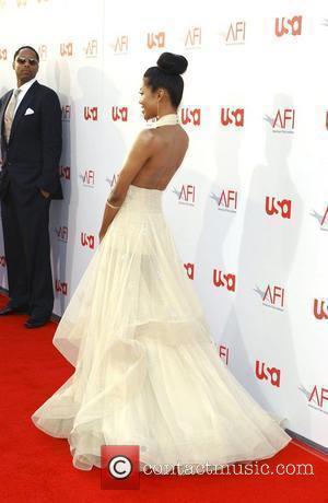 Amerie Rogers 36th AFI Lifetime achievement award honouring Warren Beatty Los Angeles, California - 12.06.08