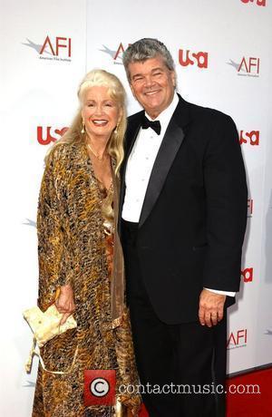 Diane Ladd and husband 36th AFI Lifetime achievement award honouring Warren Beatty Los Angeles, California - 12.06.08