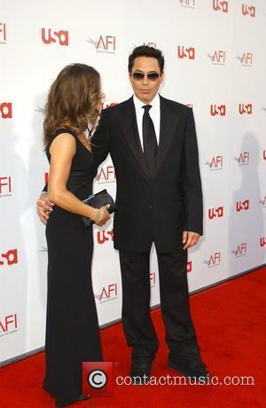 Robert Downey Jr and Afi