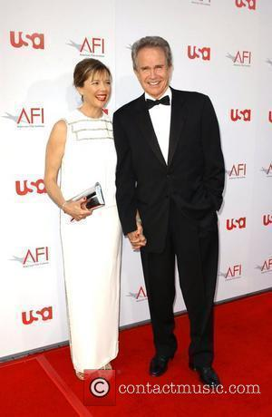 Warren Beatty and Afi