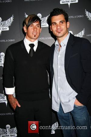 Carey Hart and Cory McCormack