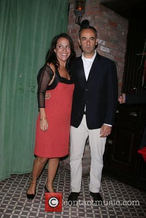 Bebel Gilberto and Francisco Costa