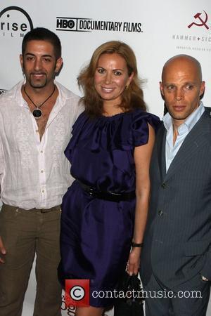 Juliano Innocenti, Alicia Keys and Angelina Jolie
