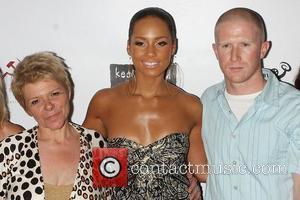 Lee Blake, Alicia Keys and Angelina Jolie