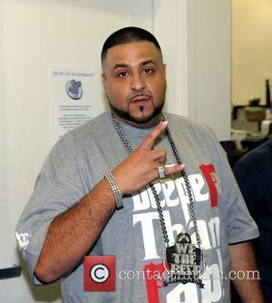 DJ Khaled DJ Khaled signs copies of his new CD 'We Global' at BestBuy Pembroke Pines, Florida - 16.09.08