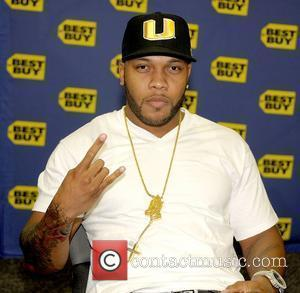FLo Rida  DJ Khaled signs copies of his new CD 'We Global' at BestBuy Pembroke Pines, Florida - 16.09.08