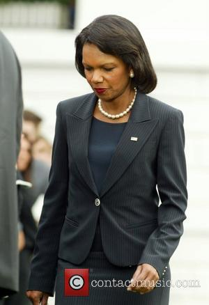 Condoleezza Rice and White House