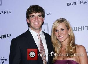 Eli Manning and Abby McGrew The Whitney Contemporaries' Art Party and Auction at Skylight - Arrivals New York City, USA...