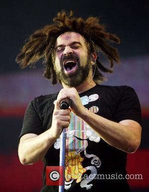 Adam Duritz of Counting Crows The O2 Wireless Festival 2008 held at Hyde Park - Day Four London, England -...
