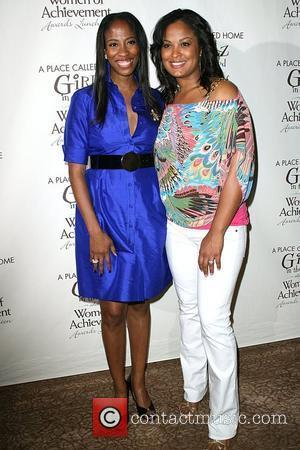 Shondrella Avery and Laila Ali