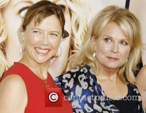 Annette Bening and Candice Bergen