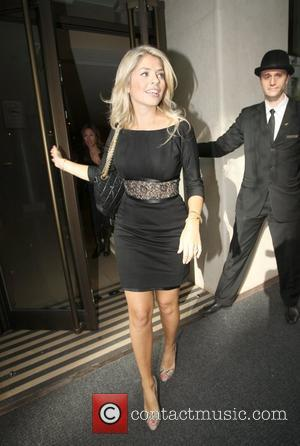 Holly Willoughby Series 5 'X Factor' - Launch Party  London, England - 14.08.08