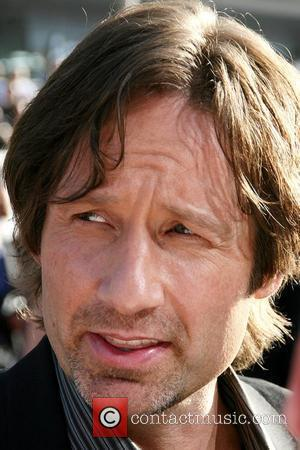 David Duchovny and The X Files