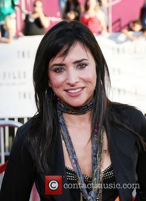 Pamela Adlon World Premiere Of The X Files 'I want to Believe' at the Grauman Chinese theater Hollywood, California -...