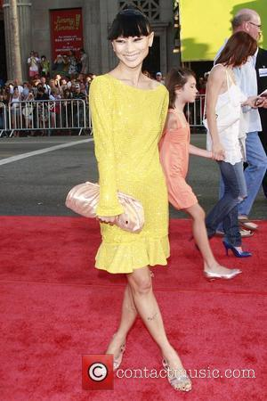 Bai Ling World Premiere of The X Files 'I want to Believe' at the Grauman Chinese theater in Hollywood Los...