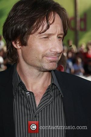 Duchovny's Son Suffers Penis Bee Sting