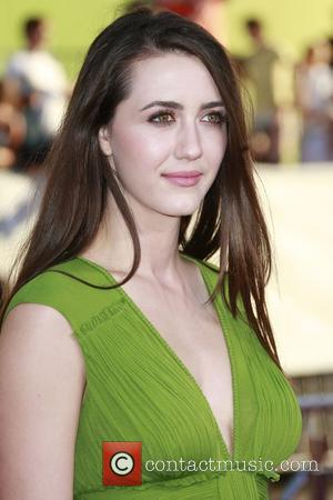 Madeline Zima and The X Files