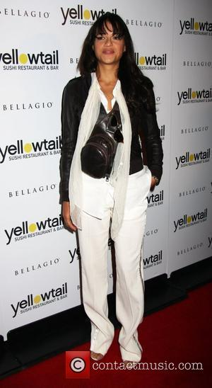 Michelle Rodriguez Grand opening of Yellowtail Sushi Restaurant at the Bellagio Resort & Casino Las Vegas, Nevada - 29.08.08