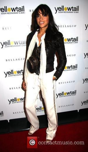 Michelle Rodriguez Grand opening of Yellowtail Sushi Restaurant at the Bellagio Resort & Casino Las Vegas, Nevada - 29.08.08
