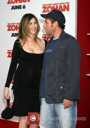 Sandler To Be A Dad Again