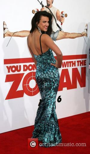 Natalia World premiere of 'You Don't Mess with Zohan' at Grauman's Chinese Theater Los Angeles, California - 28.05.08