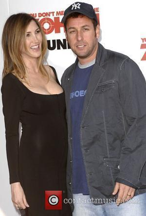Adam Sandler and His Wife Jackie Sandler