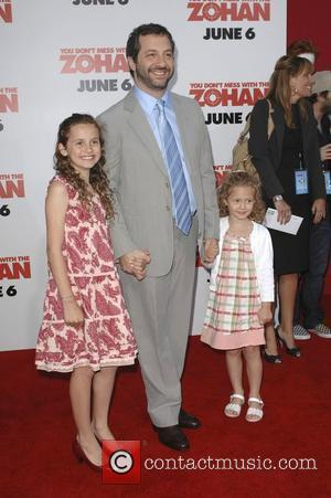 Judd Apatow and Children