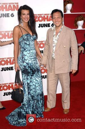 Rob Schneider and Natalia World premiere of 'You Don't Mess with Zohan' at Grauman's Chinese Theater Los Angeles, California -...
