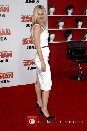 Sharon Case World premiere of 'You Don't Mess with Zohan' at Grauman's Chinese Theater Los Angeles, California - 28.05.08