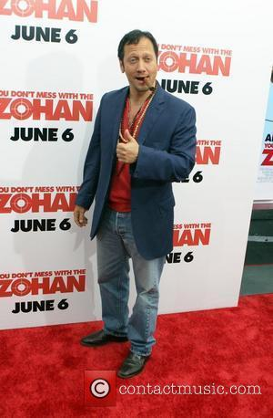 Rob Schneider New York Premiere of 'You Don't Mess with the Zohan' at the Ziegfeld Theater - Arrivals New York...