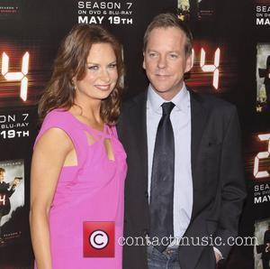 Kiefer Sutherland Mary Lynn Rajskub Screening of the season seven finale of '24' held at the Wadsworth Theater Los Angeles,...