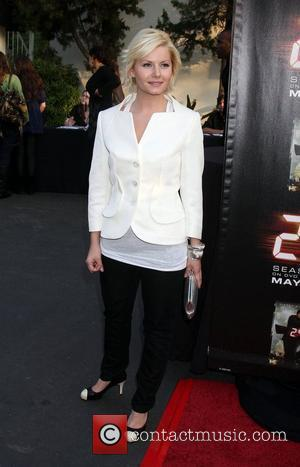 Elisha Cuthbert  Screening of the season seven finale of '24' held at the Wadsworth Theater Los Angeles, California -...