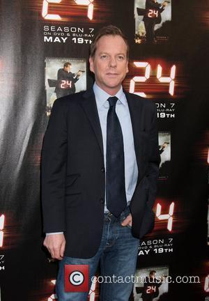 Kiefer Sutherland  Screening of the season seven finale of '24' held at the Wadsworth Theater Los Angeles, California -...
