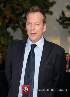 Kiefer Sutherland Screening of the season seven finale of '24' held at the Wadsworth Theater Los Angeles, California - 12.05.09