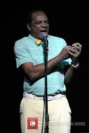 John Witherspoon performs live during the 2nd Annual Memorial Weekend Comedy Festival held at the James L Knight Center Miami,...