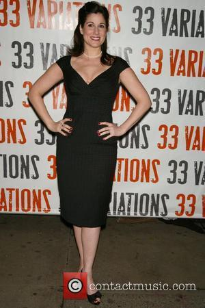 Stephanie J. Block Opening Night of the Broadway play '33 Variations' starring Jane Fonda at the O'Neill Theatre - Arrivals...
